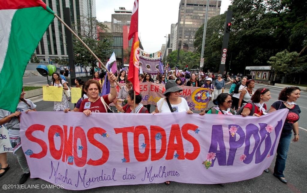 Solidariedade feminista: Somos todas apodi!