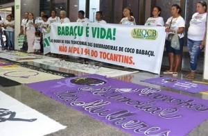 Ocupação da Assembleia Legislativa em Palmas, Tocantins